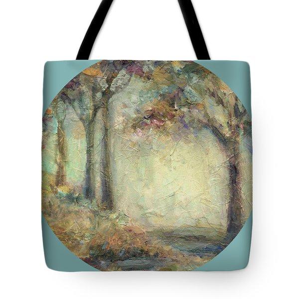 Luminous Landscape Tote Bag