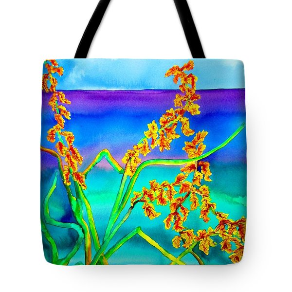 Luminous Oats Tote Bag by Lil Taylor