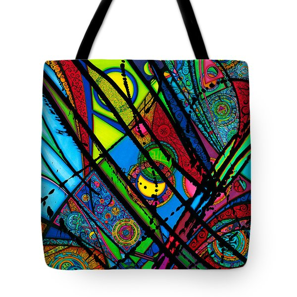 Luminus Aka Light  Tote Bag