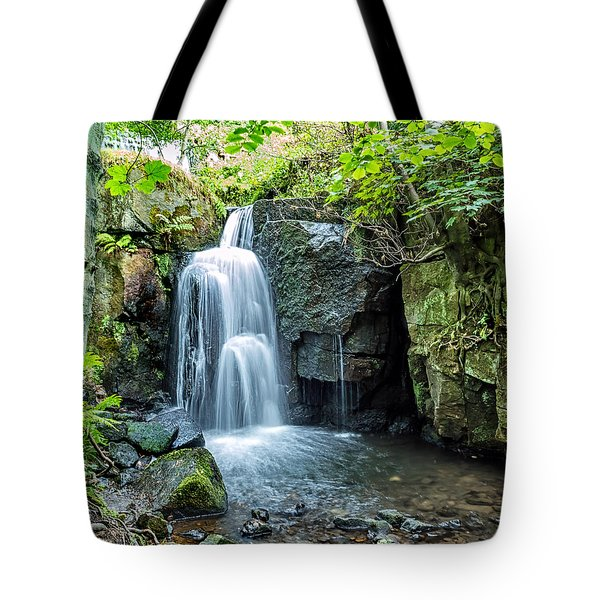Lumsdale Falls Tote Bag
