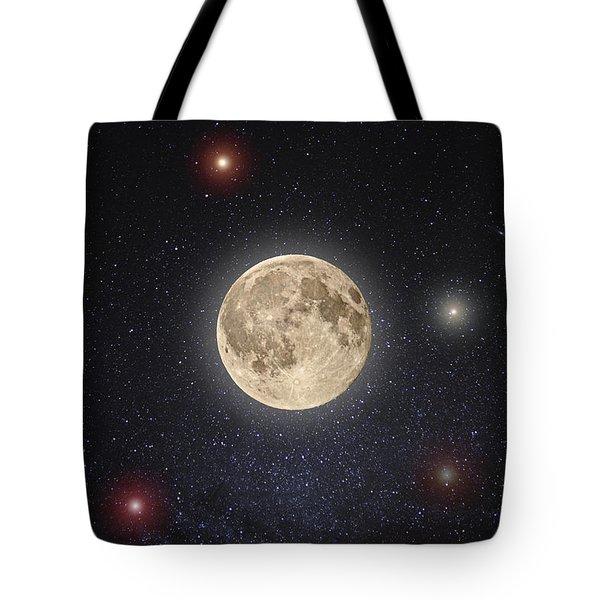 Luna Lux Tote Bag