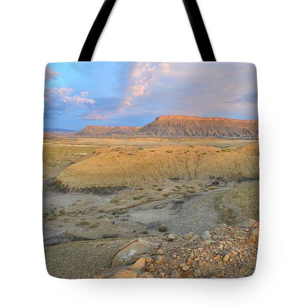 Luna Mesa Tote Bag