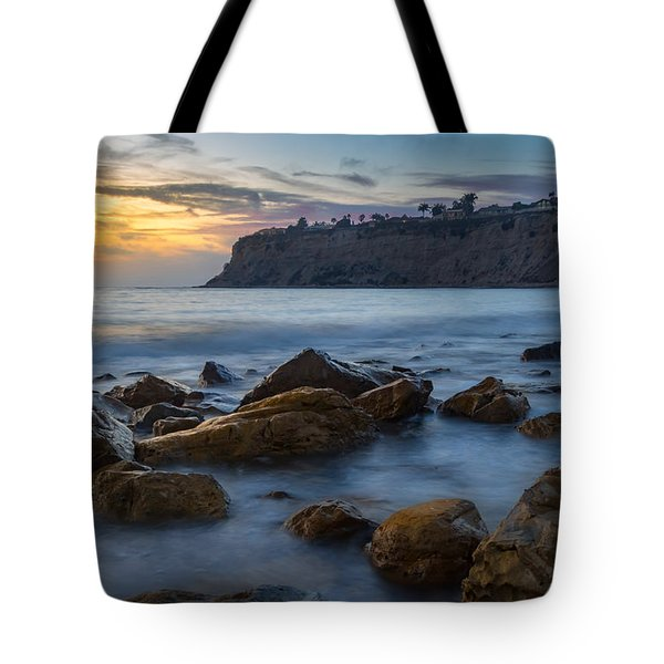 Lunada Bay Tote Bag