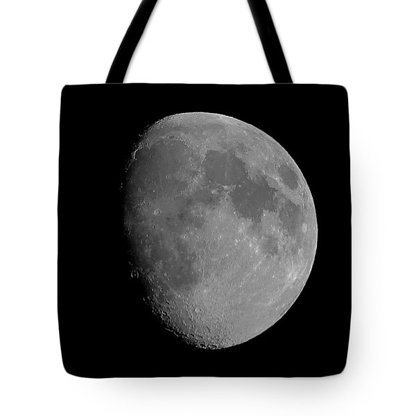 Lunarcy Over Cape Cod Canal Tote Bag