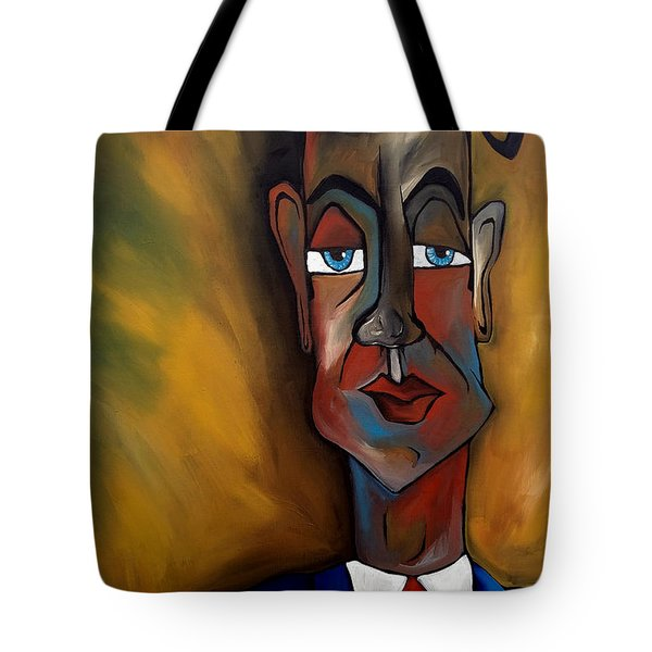 Lunatic Mentor Tote Bag