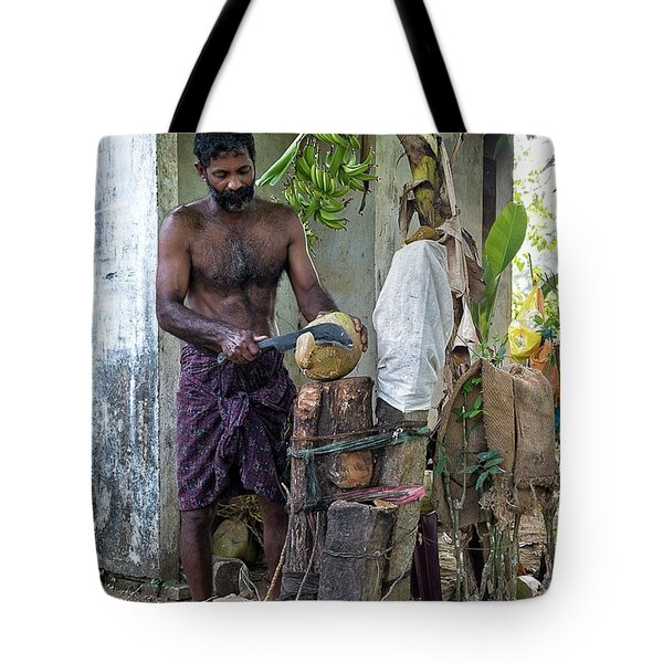 Lunch Tote Bag by Marion Galt