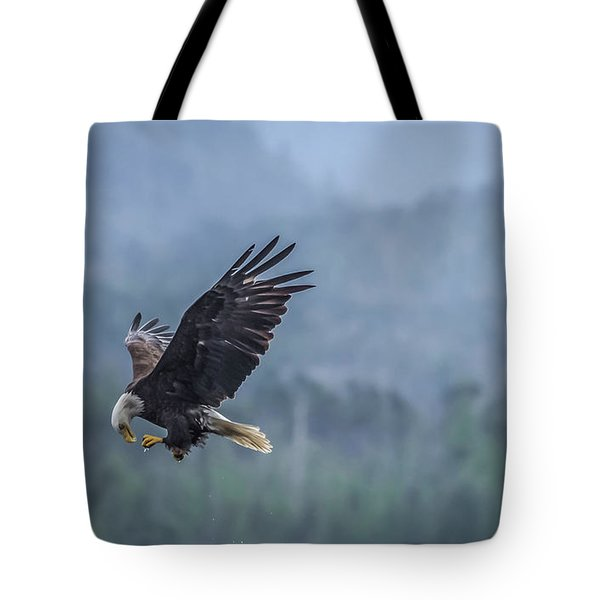 Lunch To Go Tote Bag by Timothy Latta
