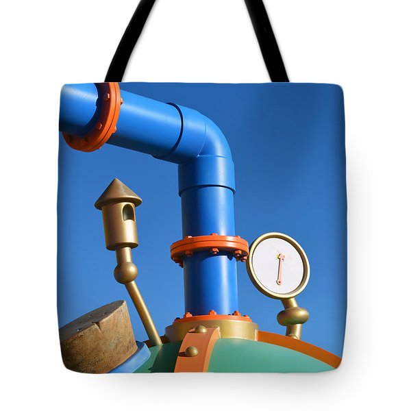 Lunchtime Tote Bag by Bill Dutting