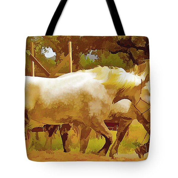 Lunchtime Tote Bag
