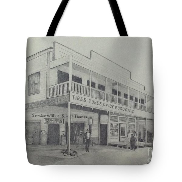 Lundy's General Store  Tote Bag