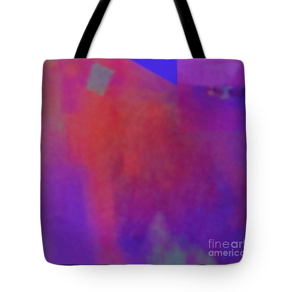 Meditation-lungta Windhorse Tote Bag
