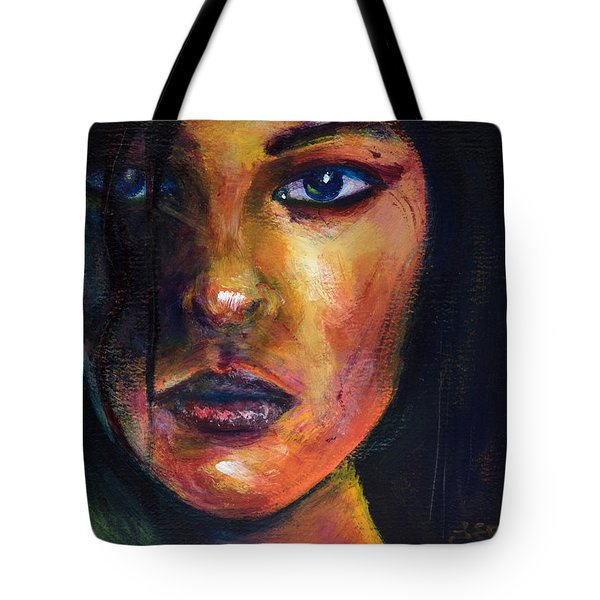 Lupina Tote Bag