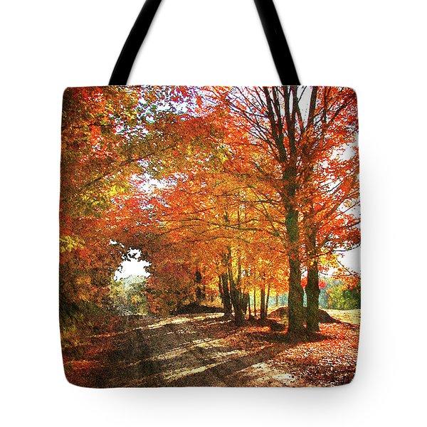 Lupton Road Tote Bag