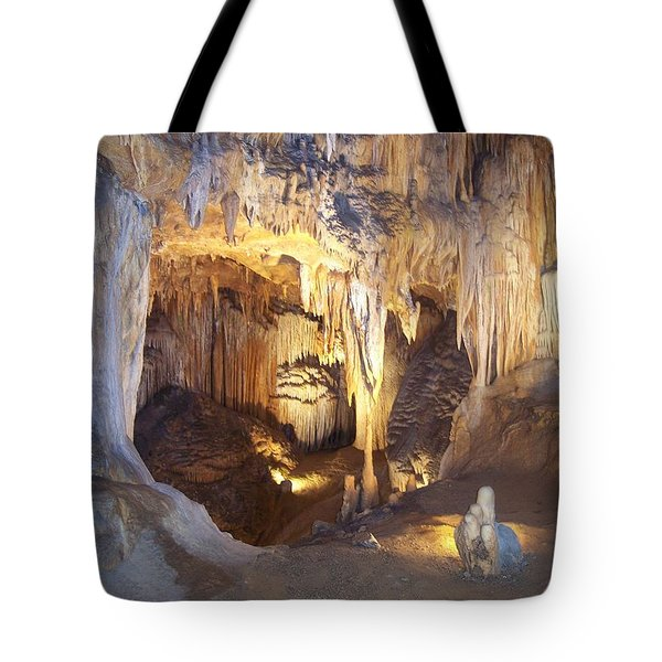 Luray Caverns Tote Bag by Richard Bryce and Family
