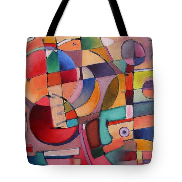 Lure Eye Expression Tote Bag