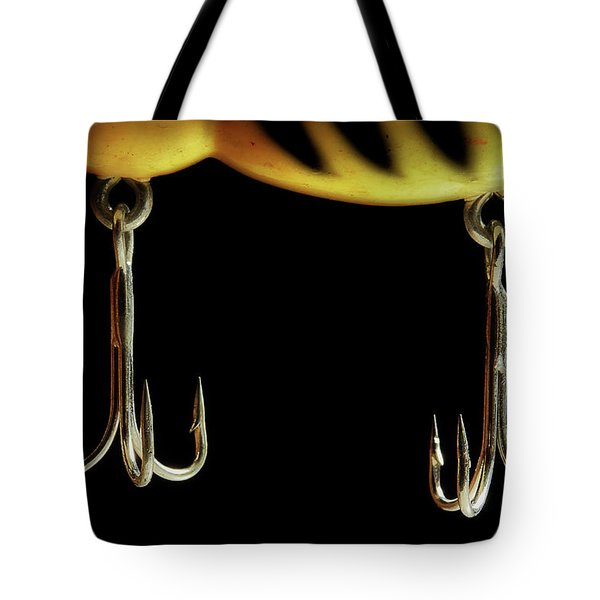 Tote Bag featuring the photograph Lure by Mike Eingle