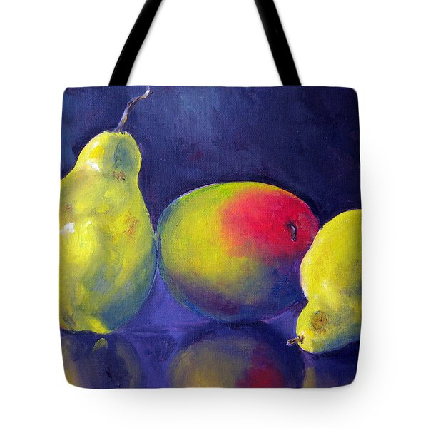 Luscious Trio Tote Bag