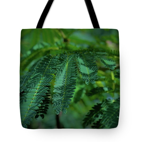 Lush Foliage Tote Bag by Stefanie Silva
