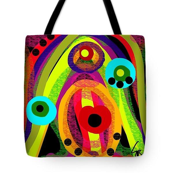 Lush For Life Tote Bag