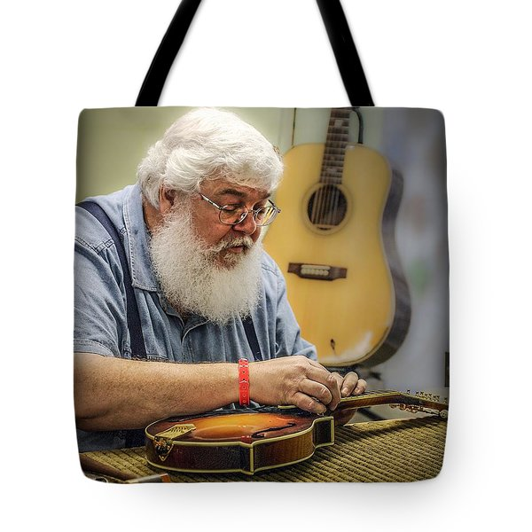 Luthier Tote Bag