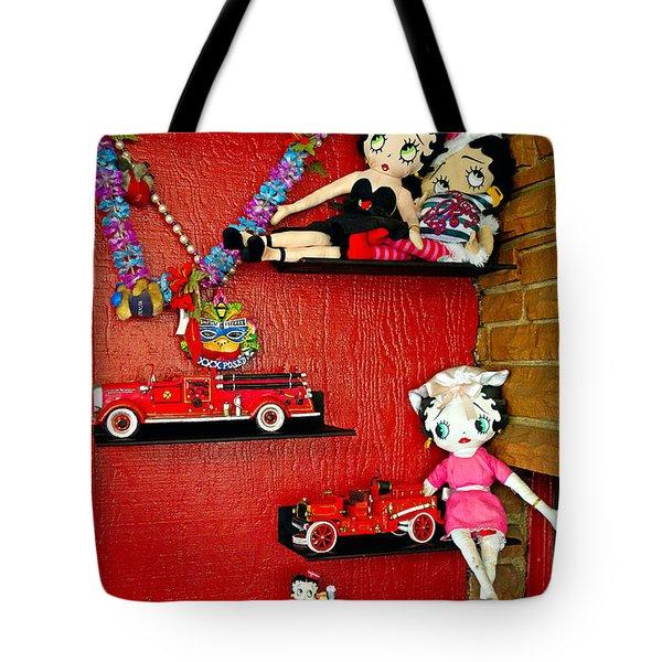 Luxurious Tchotchkes Tote Bag