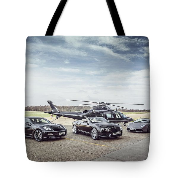 Luxury Life Tote Bag