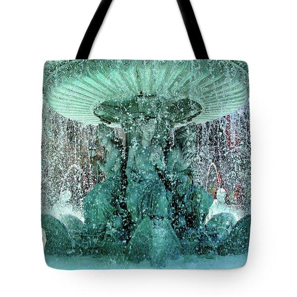 Lv Fountain Tote Bag