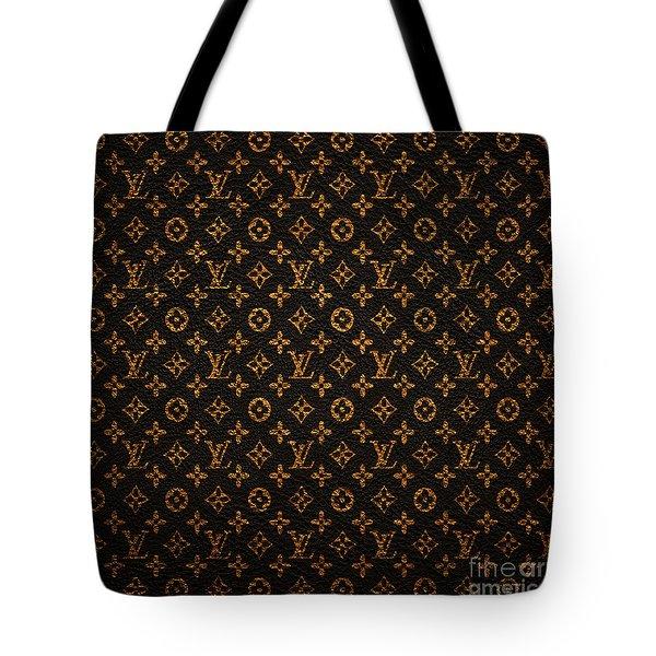 Lv Pattern Tote Bag