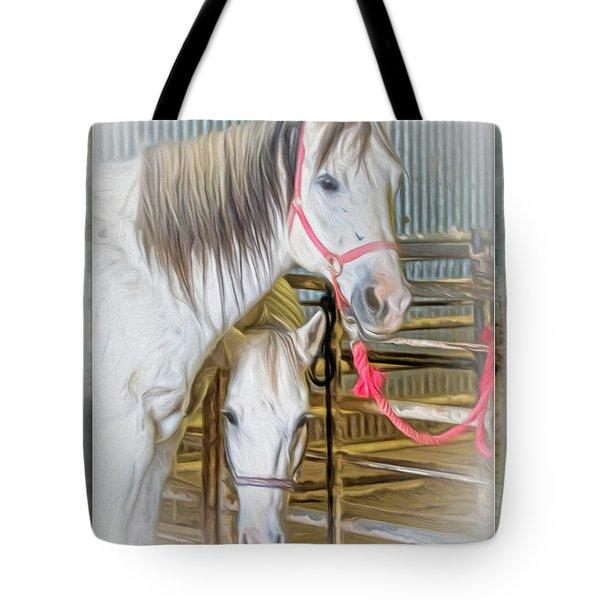 Lvha_ Digital Art Painting #1 Tote Bag