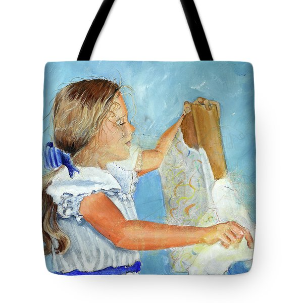 Lydia's 9th Birthday Tote Bag