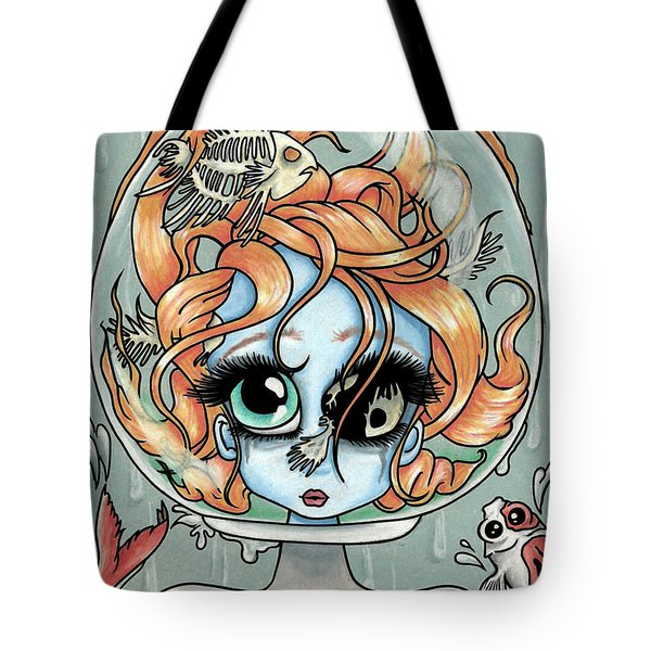 Lying Is The Most Fun... Tote Bag