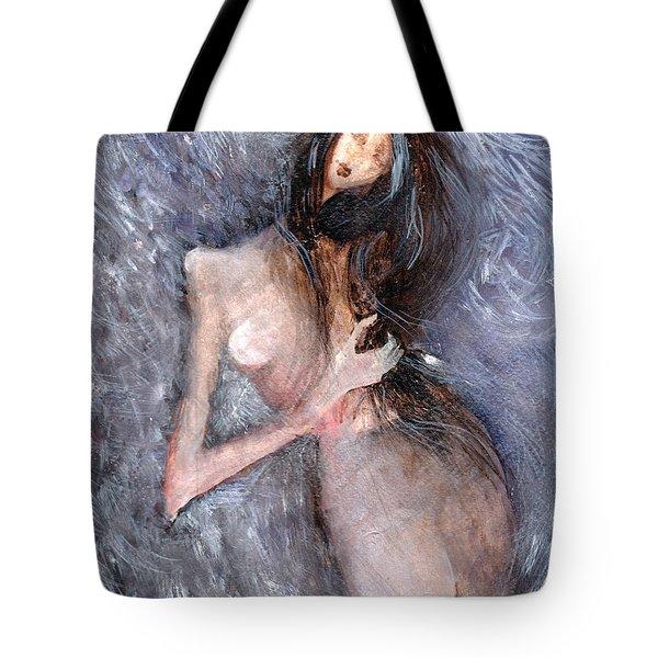 Lilac Song Tote Bag