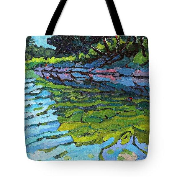 Lyndhurst Shoreline Tote Bag