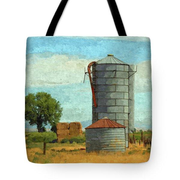 Lyndyll Farm Tote Bag