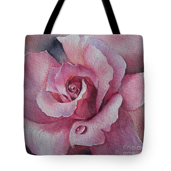 Lyndys Rose Tote Bag