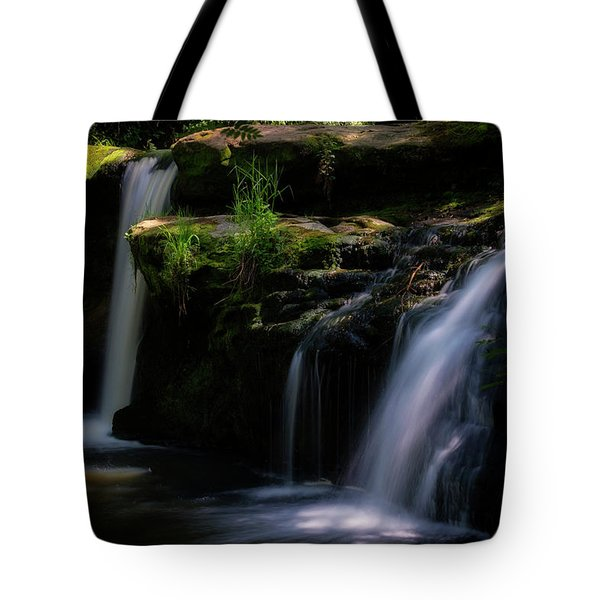 Lynn Mill Waterfalls Tote Bag