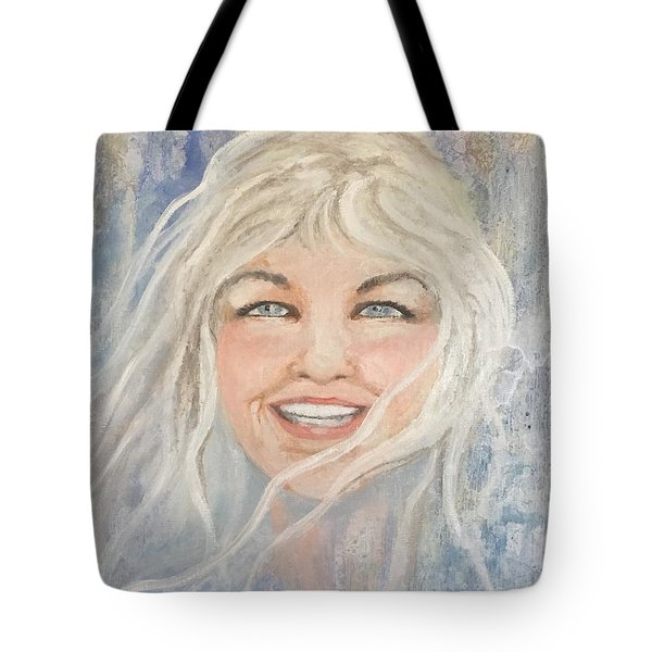 Lynnportrait Of A Young Woman  Tote Bag