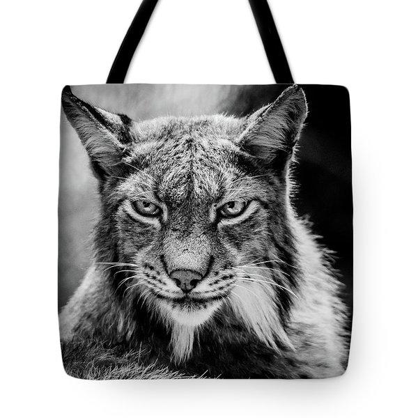 Lynx Portet Tote Bag