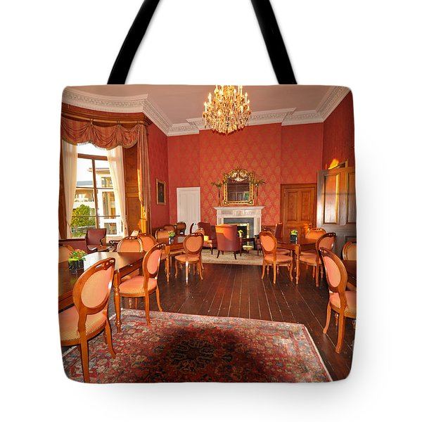 Lyrath Estate Hotel Dining Tote Bag