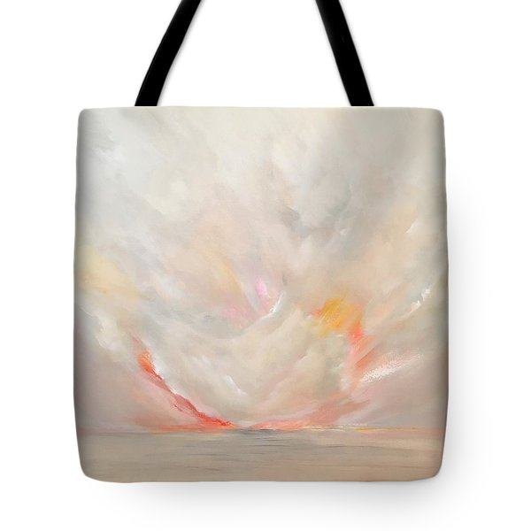 Lyrical Tote Bag
