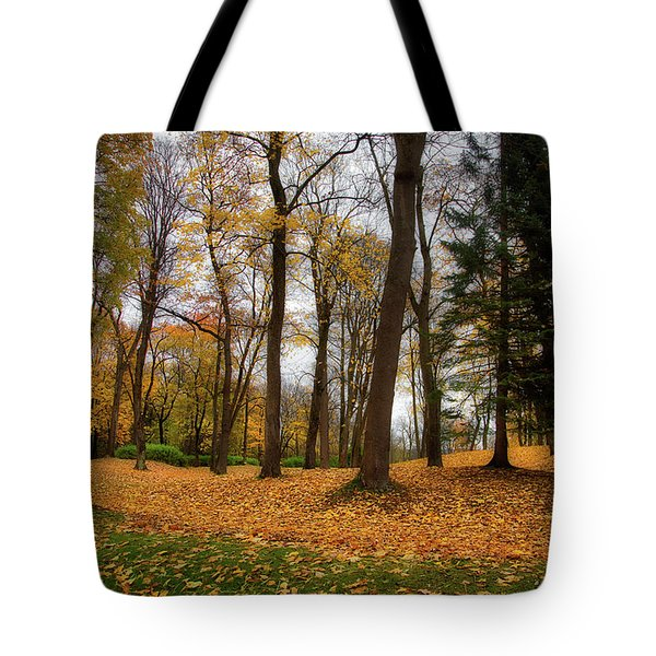Lysaker Woods Tote Bag
