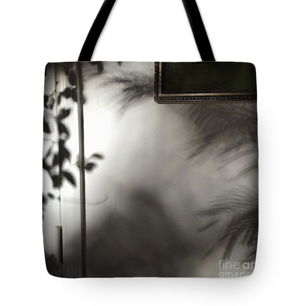 Tote Bag featuring the photograph Lysiloma Shadows by Kim Nelson
