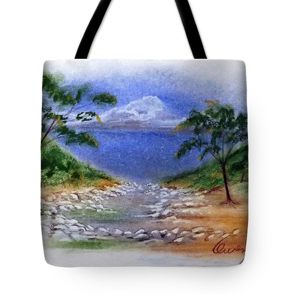Lytle Creek Tote Bag