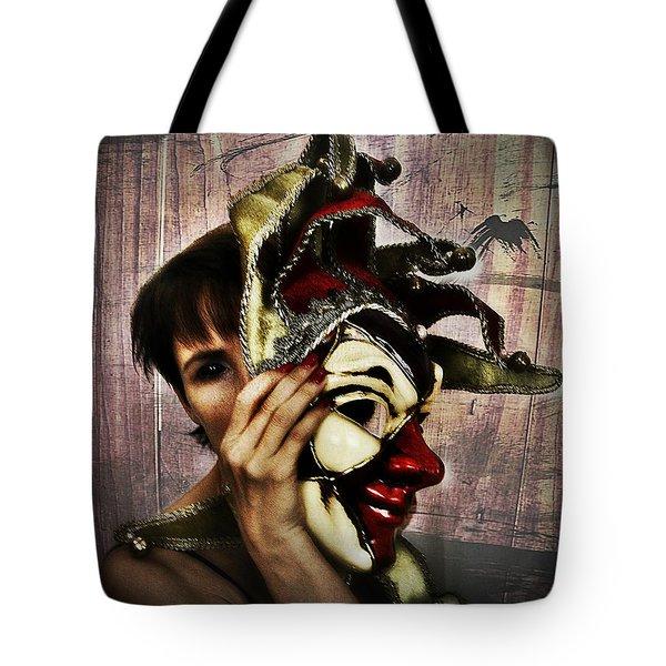 Lyttle Phoenix 1 Tote Bag