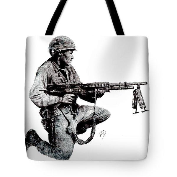 M-60 Tote Bag