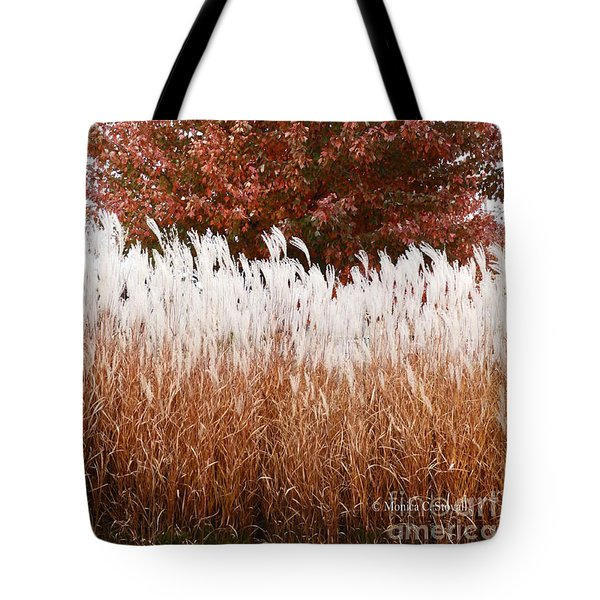 M Landscapes Fall Collection No. Lf46 Tote Bag