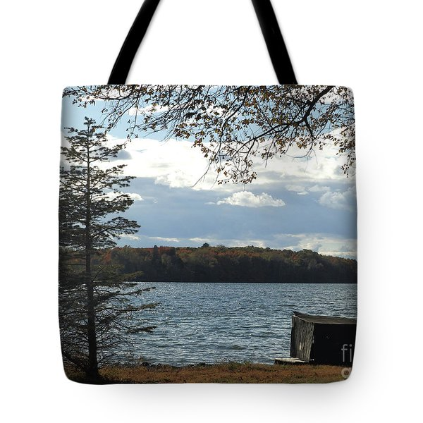 M Landscapes Fall Collection No. Lf52 Tote Bag
