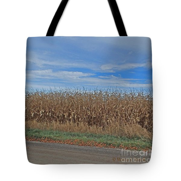 M Landscapes Fall Collection No. Lf58 Tote Bag