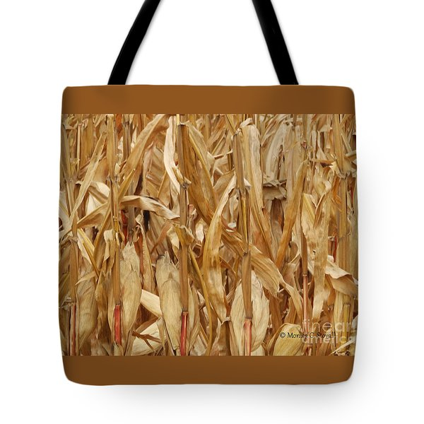 M Landscapes Fall Collection No. Lf59 Tote Bag