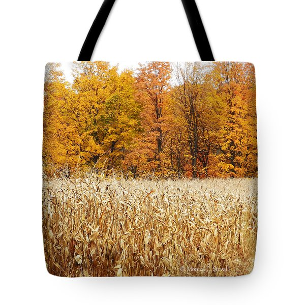 M Landscapes Fall Collection No. Lf62 Tote Bag